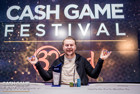 Jon Kyte Wins a Record Second Trophy at the Cash Game Festival Tallinn