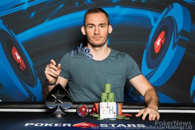 Justin Bonomo Winner Wins €25,500 Single-Day High Roller