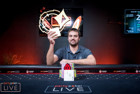 Taylor Black Wins the partypoker MILLIONS North America $5,300 Main Event for $1,400,000