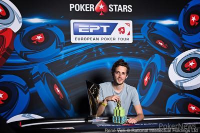 €25,000 High Roller Winner Albert Daher