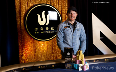 Jason Koon - 2018 Triton Super High Roller Series MontenegroHKD $1,000,000 Short Deck Ante-Only Winner