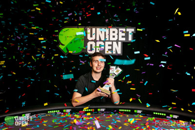 Daniel Jacobsen - Winner of the 2018 Unibet Open Malta Main Event