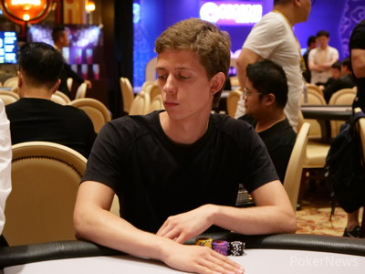 Pushing And Shoving 2018 Oriental Poker Championship Pokernews