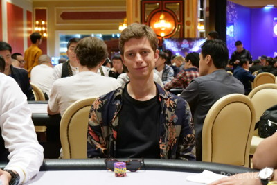 Early Double For Rabotkin 2018 Oriental Poker Championship Pokernews
