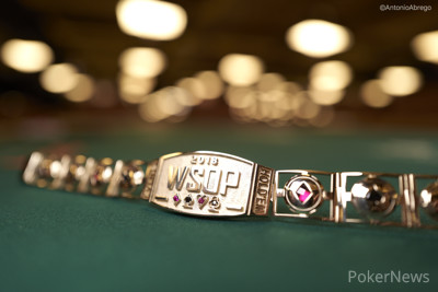 2018 World Series of Poker Bracelet