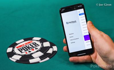 PokerNews My Stack App
