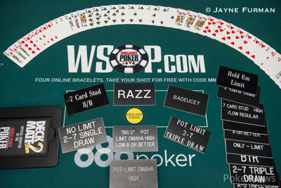 Top dealers choice poker games scrum planning poker kaarten