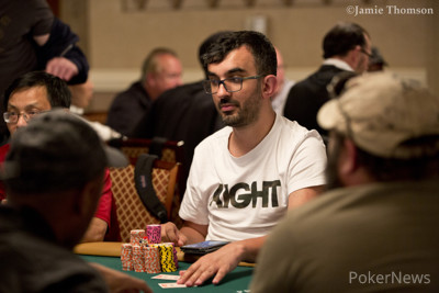 Florian Duta Crushes Day 1c Of The Colossus 2018 World Series Of Poker Pokernews