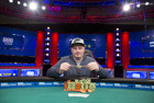 Paul Volpe Wins Third WSOP Bracelet; Claims Omaha Hi-Lo Championship Title