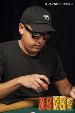 Victor Figueroa earlier in the summer