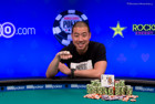 Benjamin Moon Takes Down the 2018 $1,500 Big Blind Antes Tournament for $315,346