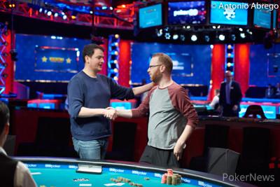 Stuart Rutter and Adam Friedman
