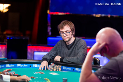 "David ""Bakes"" Baker to battle for third bracelet"