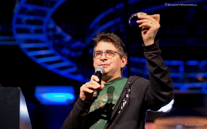 Steve Albini Bracelet Ceremony