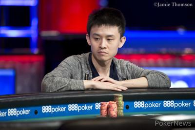 Ben Yu - 3rd place