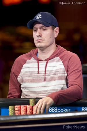 Jesse Martin - 2nd place
