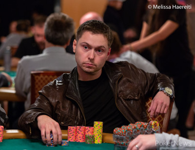 Konstantin Beylin leads After Day 1
