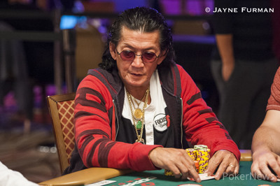 Scotty Nguyen from a previous event