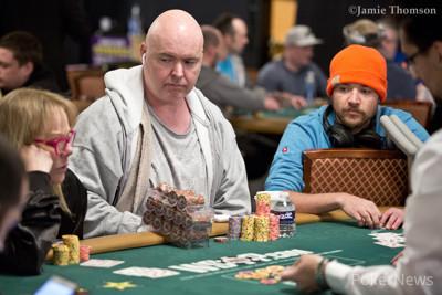 John Hennigan Bags Another Big Stack