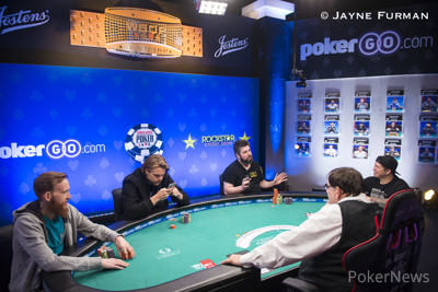 Final 4 Event #51: $1,500 No-Limit Hold'em Bounty