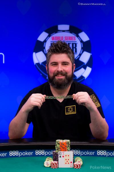 Ryan Leng - 2018 WSOP $1,500 No-Limit Hold'em Bounty Winner