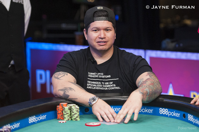Jay Farber Eliminated In 3rd Place 121 932 2018 World Series Of Poker Pokernews