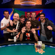 Diogo Veiga - 2018 WSOP Big Blind Antes $3,000 No-Limit Hold'em Winner