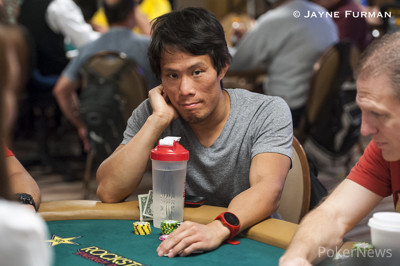 Terrence Chan (image from the WSOP)