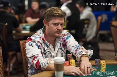 Can Nathan Gamble add the $10,000 PLO8 title to the $1,500 PLO8 title he won in 2017?