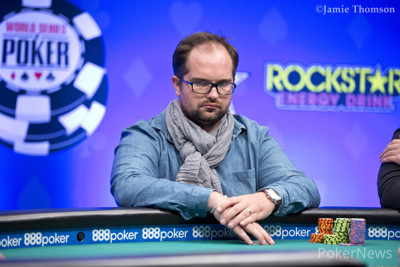 Can Recently Married Man Niels Herregodts Win the Crazy Eights?
