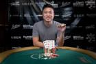 Dan Matsuzuki Wins First WSOP Gold Bracelet in $10,000 Seven Card Stud Hi-Lo 8 or Better for $364,387