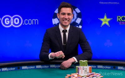 Galen Hall wins the 2018 WSOP $888 Crazy Eights No-Limit Hold'em