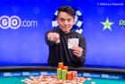 Longsheng Tan Wins Event #66: $1,500 No-Limit Hold'em for $323,472