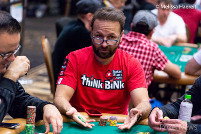 Daniel Negreanu (from Day 1)