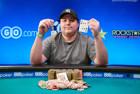 Shaun Deeb Wins $10,000 Six-Handed Championship to Claim Fourth Bracelet & $814,179