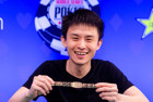 Ben Yu Wins Event #77: $50,000 No-Limit Hold'em High Roller for his Third Bracelet and $1,650,773