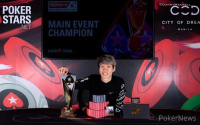 Wilson Lim - PokerStars.net APPT Manila Main Event Winner 2018