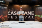 Kevin Malone Lifts the Trophy at the Cash Game Festival Bulgaria