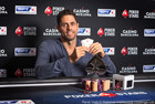 Benjamin Pollak Wins the €50,000 Single-Day High Roller in Barcelona (€979,000)