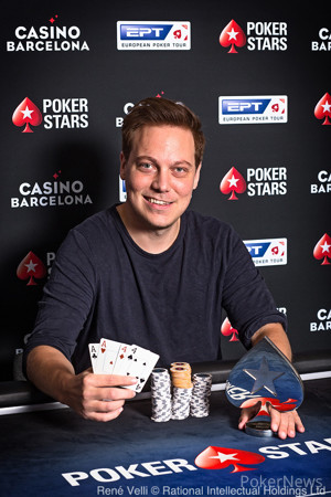 Alexander Petersen Wins the €10,300 PLO High Roller