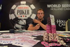 Luuk Gieles Crowned Champion of the €3,500 High Roller