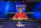 Congratulations to Keith Lehr, Winner of Poker Masters Event #3: $25,000 Pot-Limit Omaha ($333,000)