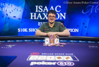 Congratulations to Isaac Haxton, Winner of Poker Masters Event #4: $10,000 Short Deck Poker ($176,000)