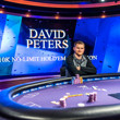 2018 Poker Masters Event #1 Champion David Peters
