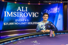 Congratulations to Ali Imsirovic, Winner of Event #5: $25,000 No-Limit Hold'em ($462,000)