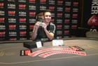 David Sierra campeón del CEP por PokerStars Madrid 2018 y primer back-to-back de la historia del circuito