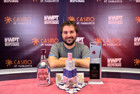 François Tosques Wins the 2018 WPTDeepStacks Marrakech Main Event (MAD 1,000,000 / €91,411)