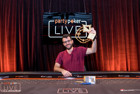 Ioannis Angelou-Konstas Wins the partypoker LIVE MILLIONS UK Main Event for £940,000 ($1,224,228)