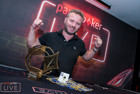 Konstantinos Nanos Wins the partypoker LIVE MILLIONS UK Finale for £84,014