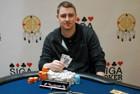 Daniel Lefebvre Is the 2018 SIGA Poker Champion